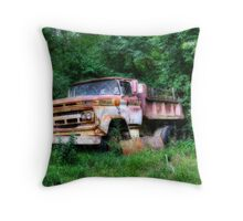 Now, This Was a Truck! Throw Pillow