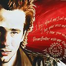 Jeff Buckley in Grace by kenmeyerjr