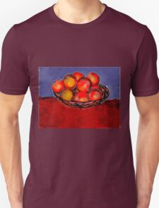 Oranges in Bowl T-Shirt