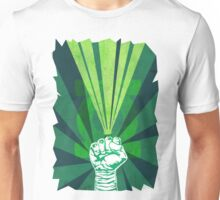 Green Lantern's light Unisex T-Shirt