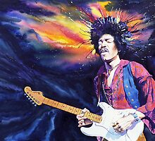 Jimi Headtrip by kenmeyerjr