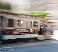 Faster than...... by Chris Tarling