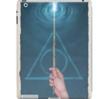 Harry Potter: Hermione's Obliviate iPad Case/Skin