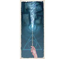 Harry Potter: Hermione's Obliviate Photographic Print
