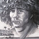 Tim Buckley by kenmeyerjr