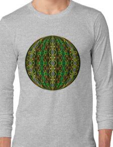 Acid Globe Long Sleeve T-Shirt