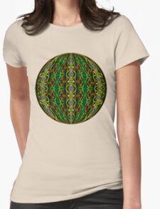 Acid Globe Womens T-Shirt