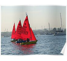 Tri-Sails Poster