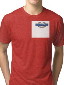 Combat Infantry Badge - CIB - iPad Case Tri-blend T-Shirt