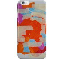 taped iPhone Case/Skin