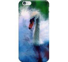 Swan Lake Art iPhone Case/Skin