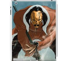 Val-Mar Beckons iPad Case/Skin