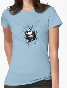 Horror Womens Fitted T-Shirt