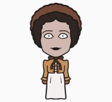 Elizabeth Bennet (sticker) by redscharlach