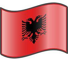 Flag of Albania  by abbeyz71