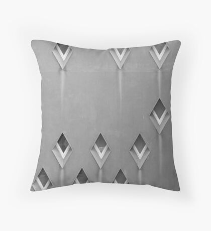 Gaudi's Tears Throw Pillow