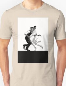 Clay and Lisette Dancing T-Shirt