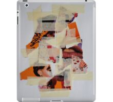 cut and paste iPad Case/Skin