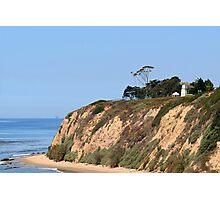 Santa Barbara Lighthouse, CA Photographic Print