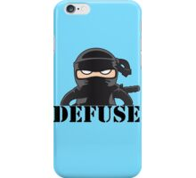 Ninja Defuse iPhone Case/Skin