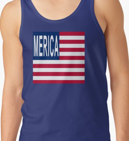 MERICA It's the New America Tank Top