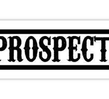 prospect Sticker
