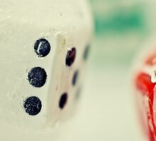 Iced Dice by NikonKid