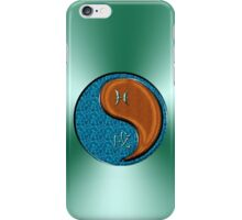 Pisces & Dog Yang Wood iPhone Case/Skin