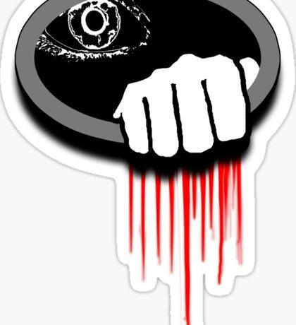 Horror Sticker