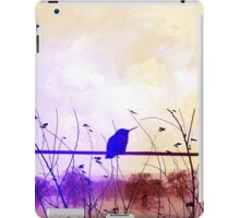 Bird Vintage iPad Case/Skin