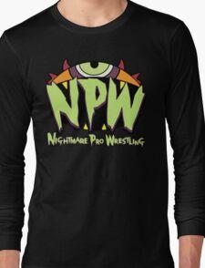 Nightmare Pro Wrestling - 2015 Logo T-Shirt