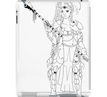 Lancer  iPad Case/Skin