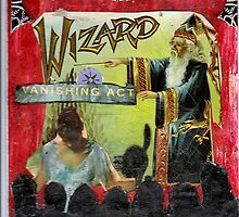 (The) Wizards Vanishing Act.. by RobynLee