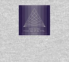This is the First Day of My Life - Bright Eyes Womens Fitted T-Shirt