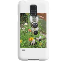 Bumble Bees Samsung Galaxy Case/Skin
