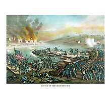 Battle of Fredericksburg -- Civil War Photographic Print