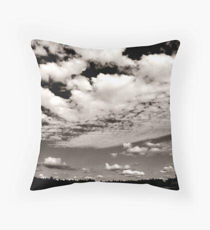 Southern Skies Throw Pillow