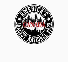 Canada America's Largest National Park Unisex T-Shirt