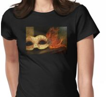 Intrigue Me Womens Fitted T-Shirt