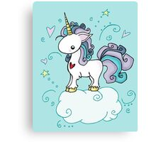 Fantastic Unicorn  Canvas Print