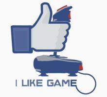 I Like Game - Facebook by Gustavinlavin