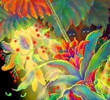 'Eyes are Watching', Rudyard Kiplings 'The Jungle Book' by luvapples downunder/ Norval Arbogast