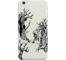 Old Trees iPhone Case/Skin
