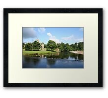 Bolton Abbey. Framed Print