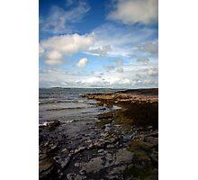 sea. Photographic Print