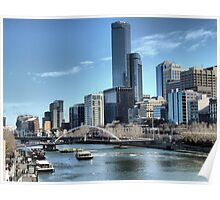 Yarra Yearning Poster