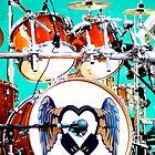 Spearhead Drum Kit by Lucas Himovitz