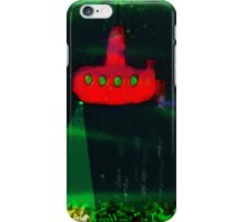 Yellow Submarine (repainted)   iPhone Case/Skin