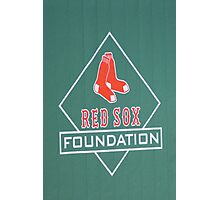 Let's Go Red Sox Photographic Print