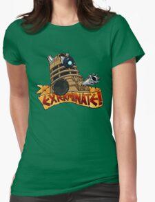 Tattoo Style Dalek T-Shirt